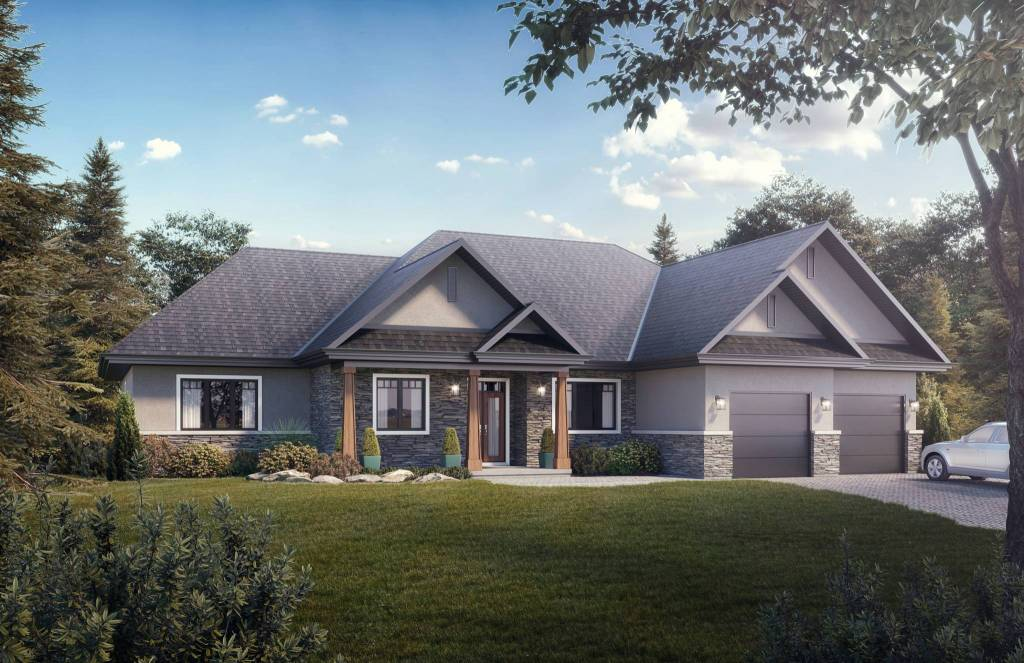 3d House Rendering Services for Builders & Developers | Shapeshifter